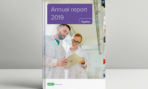 Corporate GMP+ International annual report 2019 available